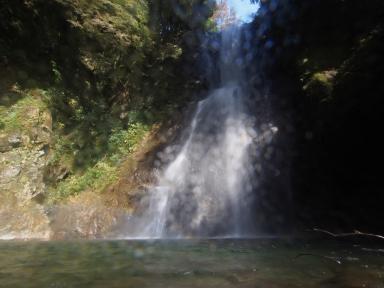西伊豆 大滝