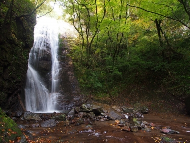 西伊豆 三方滝