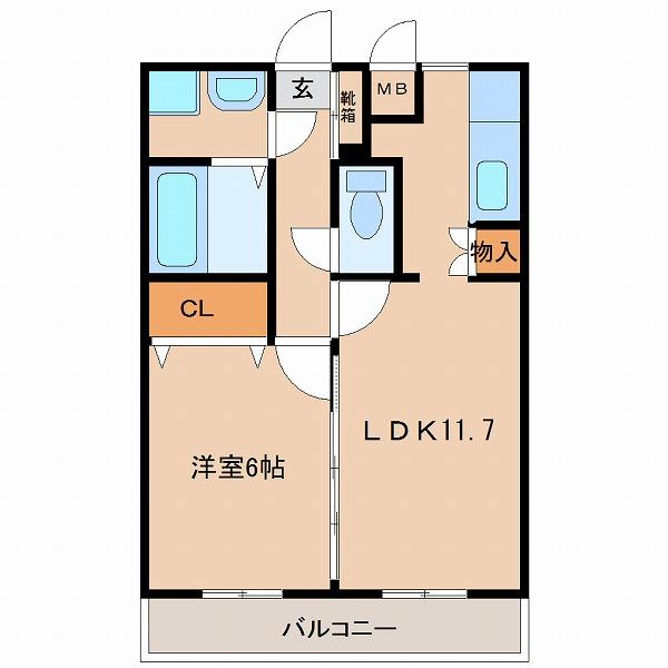 アウローラ桜町(206)