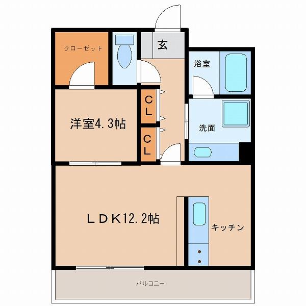 センチュリーコート7番館(2号室)
