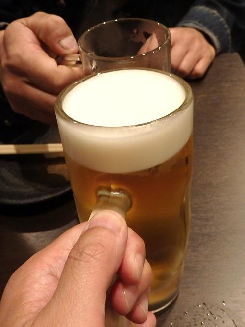 56生ビール
