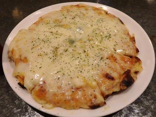 17チーズピザ