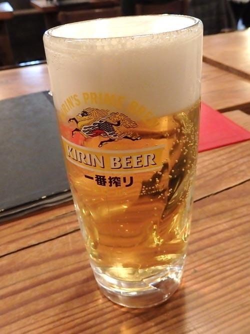20生ビール