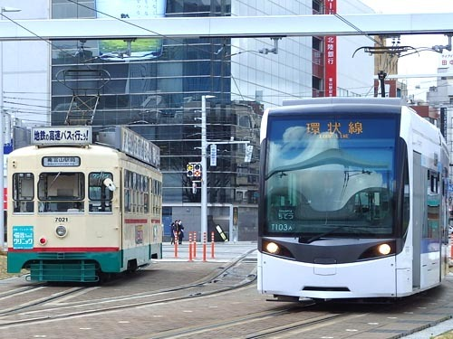23路面電車
