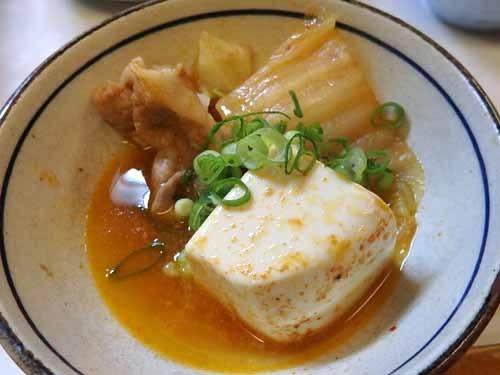 52豚キムチ鍋