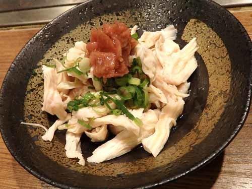 04鶏ささみポン酢