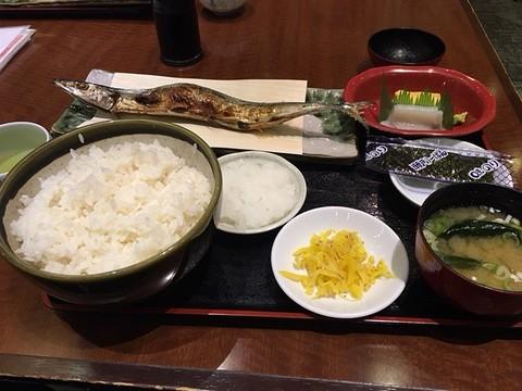 20161117北海道さんま定食