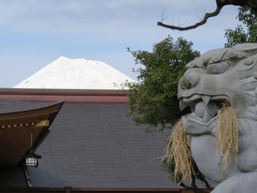 富知六所富士山