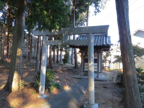 傘木の山神社