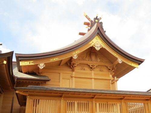 富士山麓ガイド 富知六所本殿