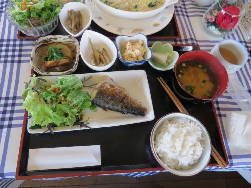 鯖の塩麴焼き
