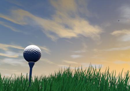 ゴルフイラスト2