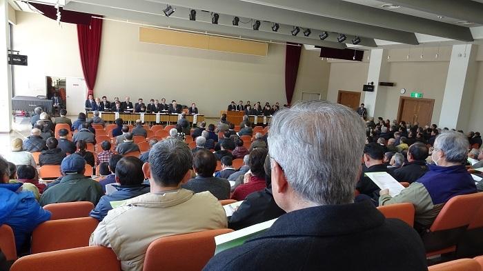 農家組合長会議