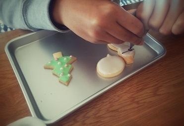 アイシングクッキー⑤