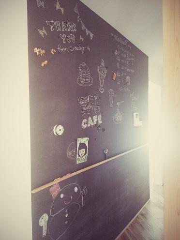 リビング黒板②