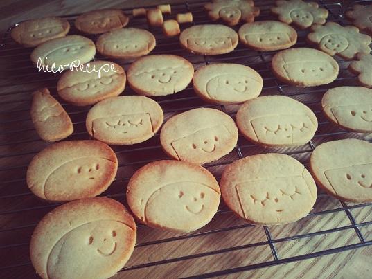 米粉にこクッキー⑤