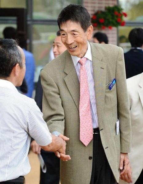 【競馬】英ダービー目指す川崎のコスモス 岡田総帥「ホープフルS楽勝したら(英国へ)連れて行きます」