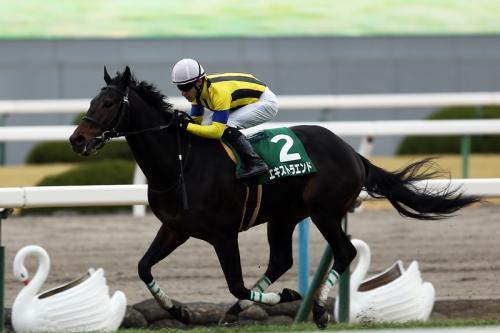 【競馬】エキストラエンド 乗馬に 海外から種牡馬オファーあるも条件折り合わず