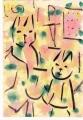 5パウル・クレー おばさんと子供 (2)