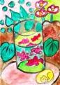 5アンリ・マティス(Henri Matisse) 金魚鉢(5)