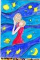 3宇宙塵渦巻星雲鳴門巻き