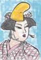 3浮世絵 今様娘道成寺