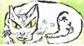 5今日の猫画 (16)