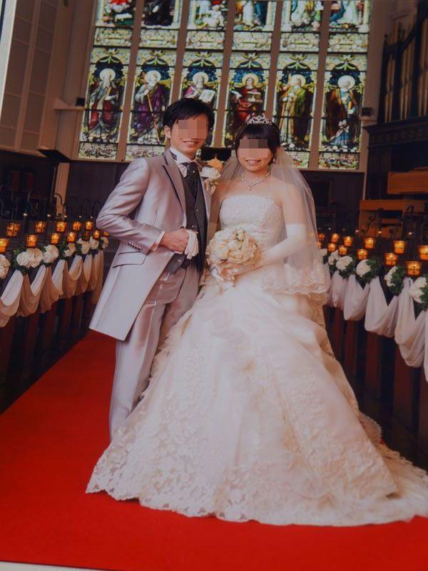 Rちゃんの結婚式