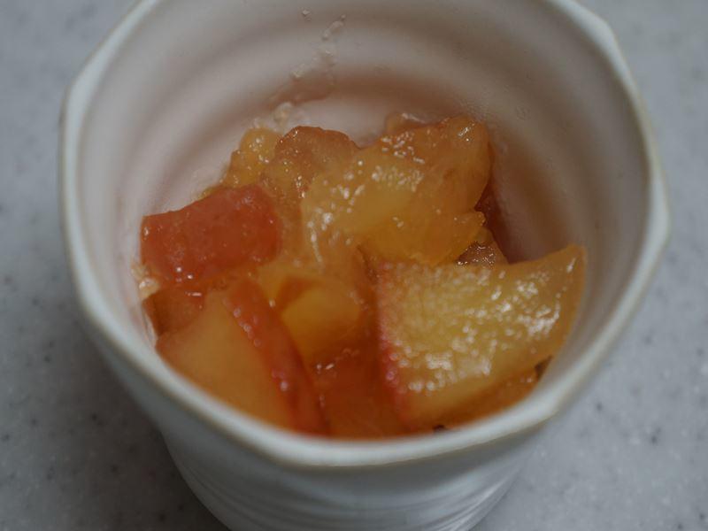 リンゴジャム