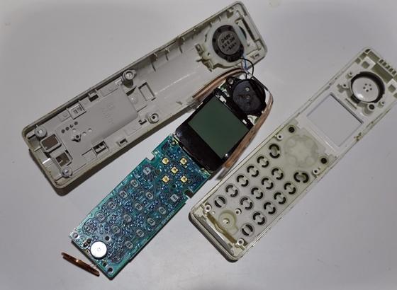 電話子機5