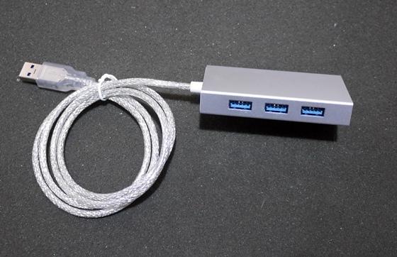 USB3ハブ