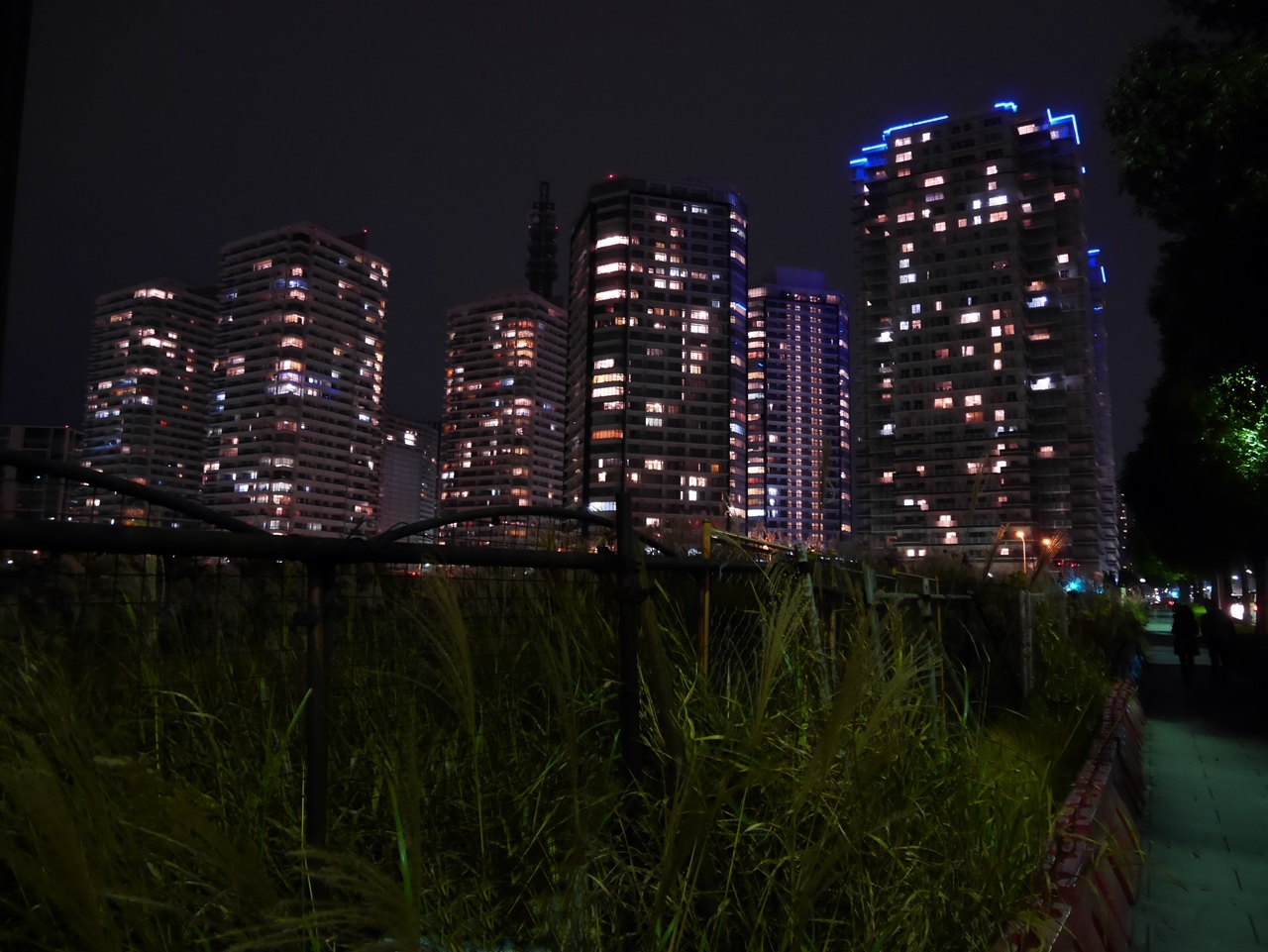 161204みなとみらい夜景-09
