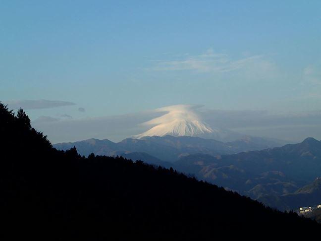a 富士山