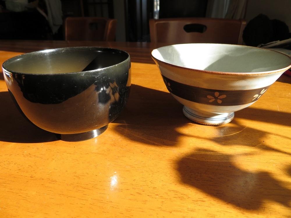 お椀と茶碗IMG_0507