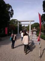 淡路島・伊弉諾いざなぎ神宮で③