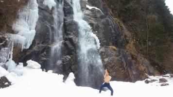 雪の聖域②
