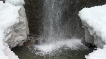 雪の聖域④