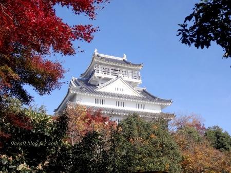 2016 11-26 岐阜城 1