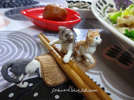 なんとなく02-09 創味シャンタン 鶏肉で野菜豆腐スープ 2