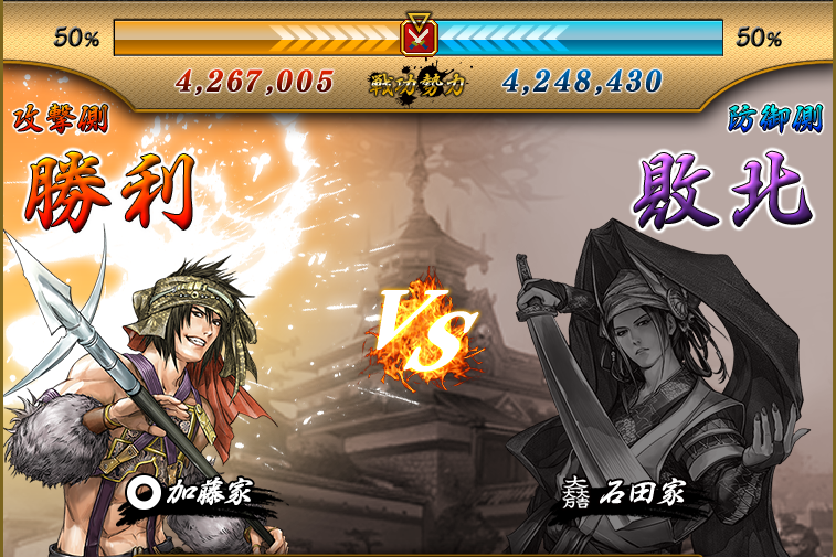 石田攻撃戦