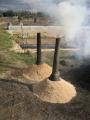 H29.1.17籾殻燻炭作り開始①@IMG_0408