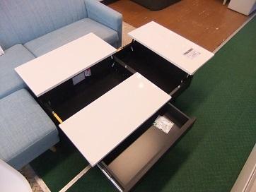 森田インテリアギミックテーブル