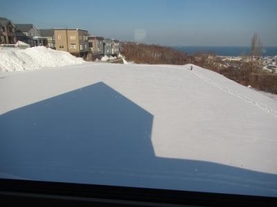 スキー練習場