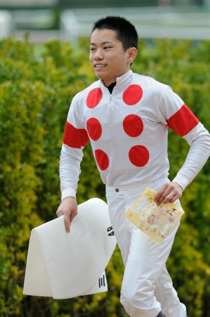 井上敏樹騎手