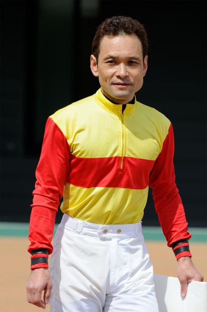 江田照男騎手