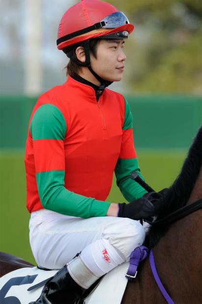 三浦皇成騎手