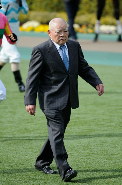 松田博資調教師