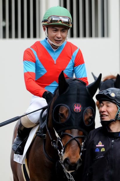 村田一誠騎手