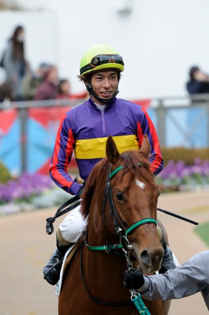 和田竜二騎手