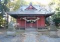 中氷川神社・拝殿